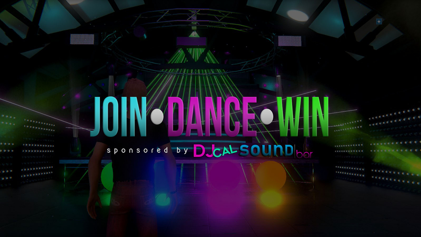 Join-Dance-Win Contest during SoundBar Grand Opening