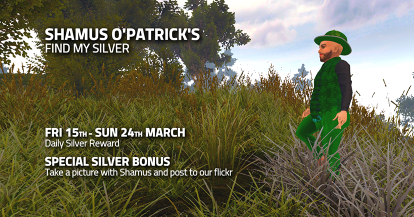 St Patrick's Day Events!